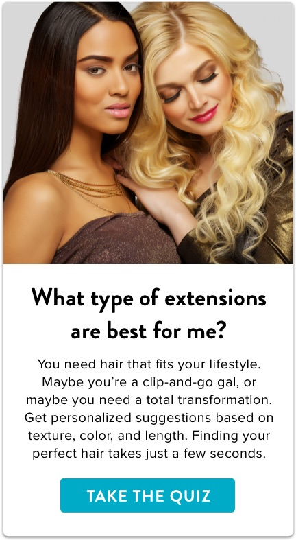 hair extensions quiz